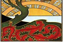 Art Nouveau / Objects of beauty...ideas of beauty.