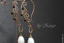 Jewelry Inspiration / by Kristyn Riley