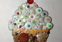 Craft Ideas Buttons / by Janis Farr