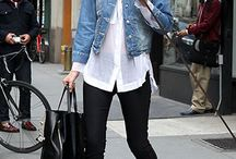 Outfits / Dress,jackets and jeans