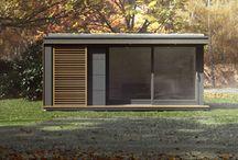 Alfred street / Bespoke garden room/shed