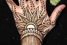 Hena tatoo