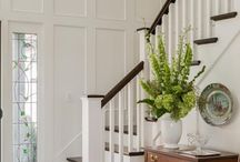 Foyers, Stairs and Halls
