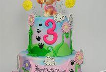 Cake / Paw Patrol Cake