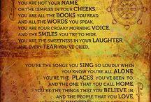 Quotes & Sentences