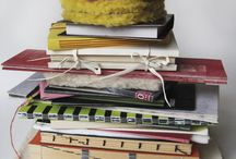 my artists books