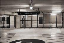 underground parking ideas