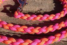 Hundehalsband/-leine