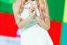 Kpop girlgroup hair style