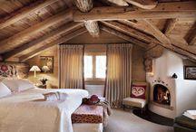 Hout, hout en hout in je interieur / Interieurs met heel veel hout