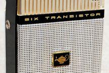 Vintage radio  / by Lex Hamers