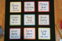Bible Class Ideas / by Connie Light