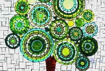 Arte con mosaicos
