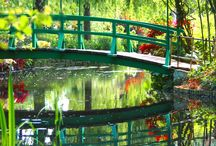 Monets garden Giverny