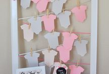 Alida's Babyshower Ideas / Ideas for Alida's special day