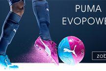 Nowa kolekcja Puma Evopower / Pokaż swoją moc z nową kolekcją Puma EvoPower!!! http://yesfootball.pl/search.php?text=evopower