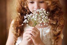 Kid's fashion portraits by Svetlana Golubeva / www.photogolubeva.ru