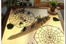light table / lichttafel in de kleuterklas