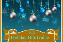 2014 Holiday Gift Guide / The 2014 Holiday Gift Guide will feature great gifts for everyone in the family - FIF is now accepting product submissions for our annual gift guide, visit our family blog for more information.