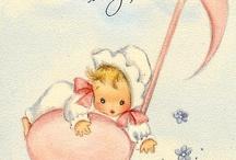 dibujos de bebés / by Erika Leiva