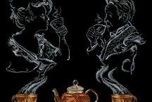 "broderie ""la ceai"" / broderie ""la ceai"""
