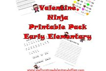 Homeschool -Valentines