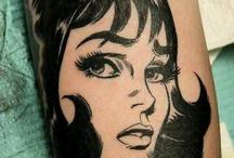 Tattoos / by Nicholas Williams