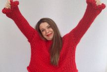 Knitting Kits / Fabulous giant knitting - the difference is HUGE! To wear, to snuggle up in, for your home - so much to knit with our 100% pure merino wool and cotton yarn DIY knitting, crochet and macrame kits. We also have a supply of tools, giant knitting needles and giant crochet needles, weaving needles, and more - see our etsy shop and website for all www.woolcouturecompany.com