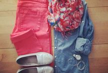 Spring Outfit Ideas / by Kayla St