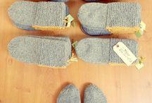 Κάλτσες πλεκτές
