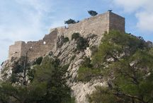 Monolithos Rhodes - The Castle / Check out lots of Photos from Monolithos Castle In Rhodes Greece