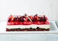 Frugt mousse kager