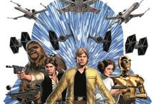 Star Wars Comics / by Marvel Entertainment