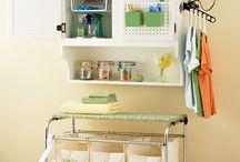 Laundry room / Ideas for the laundry room: decor, efficiency etc