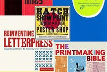 letters letterpress & book covers / by Deborah Sutherland