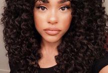 Curly haaair annw