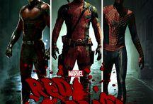 Marvel's Team Red