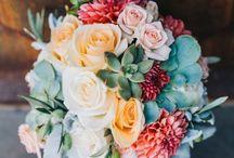 // Wedding bouquets //