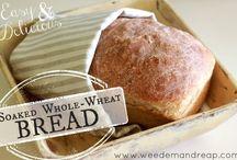 eat share love - bread