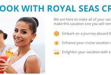 Royal Seas Cruises Boarding Pass