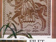 Fioletowy obrazek