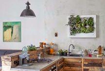 Kitchen pallet