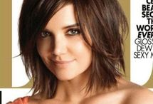 Hair Styles and Colour / Hair, long, short, up, down. Different colours.