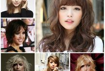Trendy Bang Hairstyles for 2016 / Bang Hairstyles for 2016