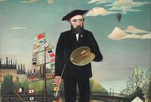 Kuvis - Rousseau