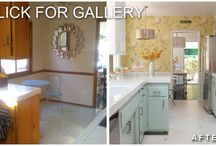 Kitchens Design / also before and after kitchens