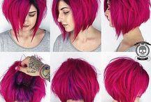 fryzury i kolor