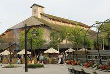 Crockett's Tavern - Clippers Quay Travel / Disney's Davy Crockett Ranch - Crockett's Tavern, Disneyland Paris