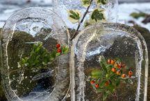 Is och snö