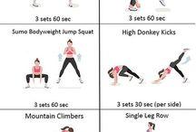 Πρόγραμμα ασκήσεων γυμναστικής